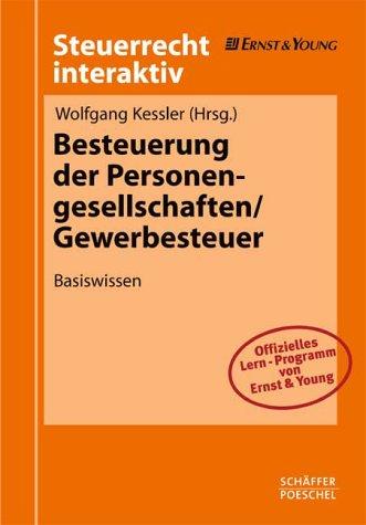 Besteuerung der Personengesellschaften / Gewerbesteuer, CD-ROM