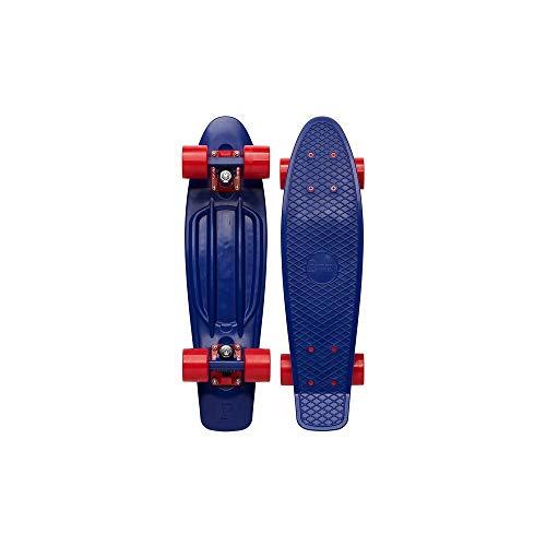 Penny Cruiser Skateboard, Unisex, Erwachsene, Unisex-Erwachsene, Blau (Cobalt), 22