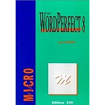 WordPerfect 8