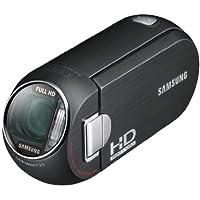 Samsung R10 Full HD Flash Camcorder - Black (5x Optical 2.7 inch LCD)