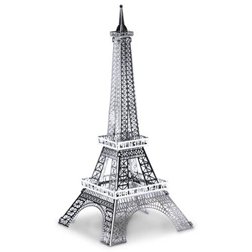Metal Earth - 5061016 - Maquette 3D - Architecture - Tour Eiffel - 11,39 x 4,06 x 3,96 cm - 1 pièce
