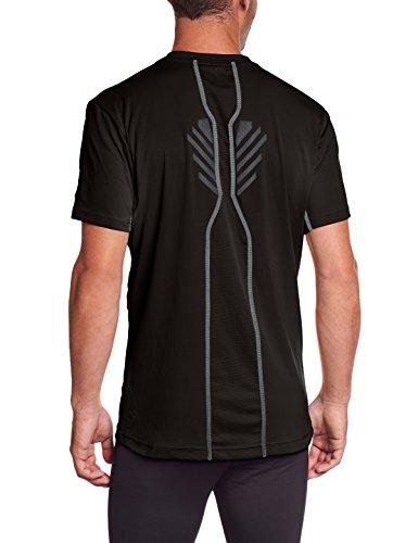 PUMA Herren T-Shirt PT Pure Tech Short Sleeve Tee Black