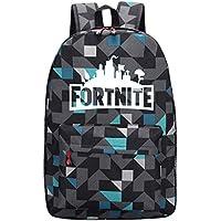 Sac à dos Fortnite,yunt sac à dos d'école lumineux Fortnite Galaxy Sac à dos Sac à dos quotidien Fortnite Battle Royale sac d'école, 12,2 × 17,7 × 7,1in
