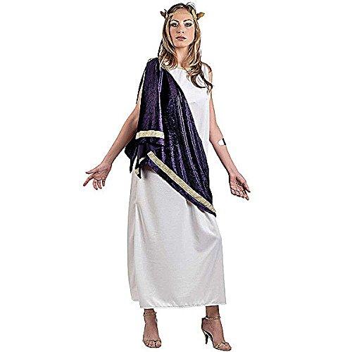 Griechin Cosima L (MA621) (Lila Griechische Göttin Kostüme)