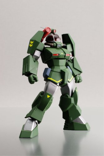 Revoltech Action Figure - 015 - Combat Armor Soltic Rounder Facer H8 [Toy] (japan import)