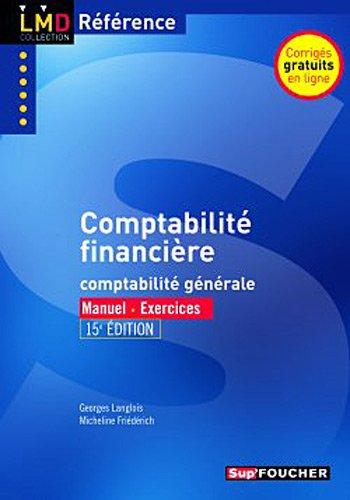 Comptabilité financière 15e édition