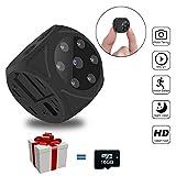 Mini Camera Espion (Non Wi-FI), SYOSIN HD 1080P Surveillance Caméra Cachée,...