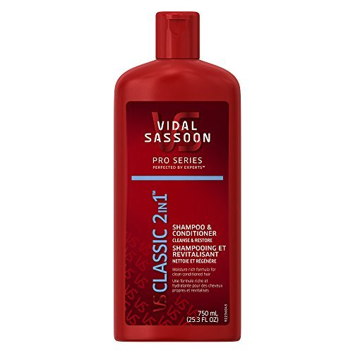 vidal-sassoon-pro-series-classic-2-in-1-shampoo-and-conditioner-253-fluid-ounce-by-vidal-sassoon