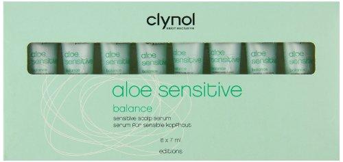 Edizioni Clynol Aloe delicato equilibrio del cuoio capelluto sensibile Serum 8 x 7 mL