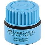 Faber Castell Nachfülltinte für den Textmarker 48 Refill 25ml blau