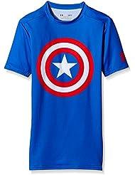 Under Armour 1244399_402 Alter Ego T-Shirt de compression manches courtes - Homme