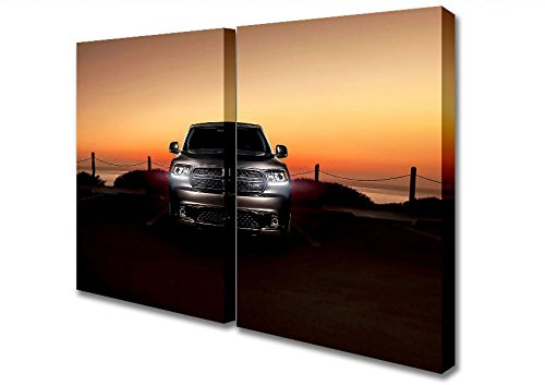 two-panel-dodge-durango-canvas-art-prints-extra-large-32-x-64-inches