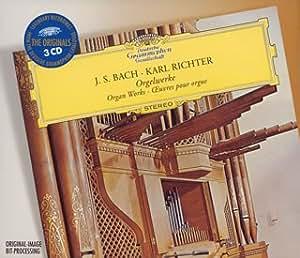 Bach:Organ Works