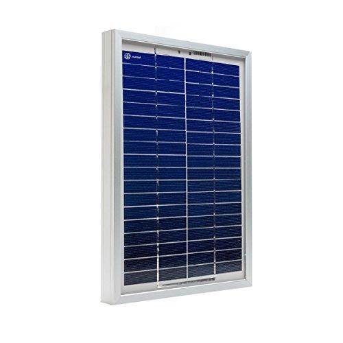 Xunzel 5W Módulo Solar 12V Cargador batería