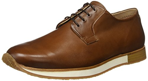 Neosens S592 Peau Restaurée Cuero / Greco, Chaussures À Lacets Derby Man Brown (cuero)