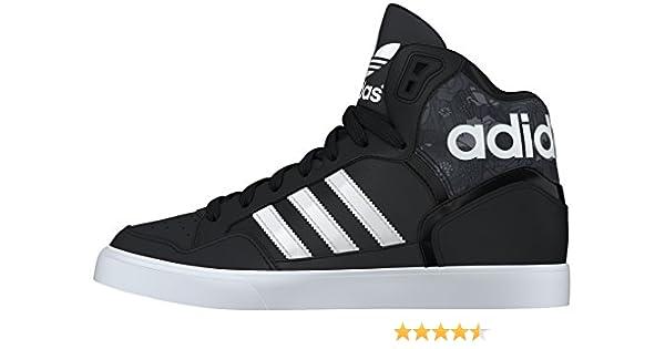 hot sale online 4cca0 0e123 adidas - EXTaball W, Scarpe sportive Donna, Nero (Negbas   Ftwbla   grigio),  36 EU  Amazon.it  Scarpe e borse