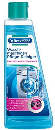 Dr. Beckmann Waschmaschinen Pflege-Reiniger Maschinenreiniger mit Aktivkohle, 250 ml