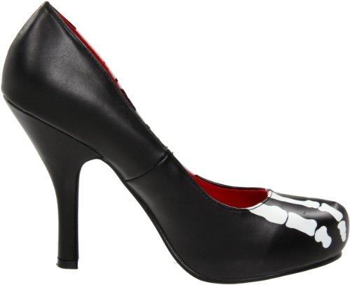Funtasma, Scarpe col tacco donna Nero (Blk Pu)