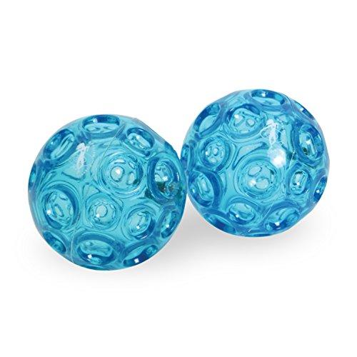 Ball, 2St., blau,7cm ()