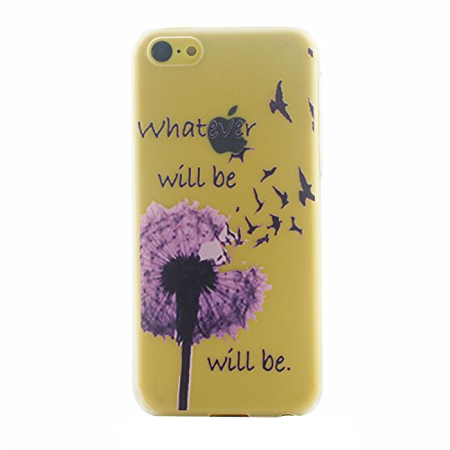 MOONCASE Etui pour Apple iPhone 5C Hard Housse Coque Case Etui Cover Shell X08 X09 #1214