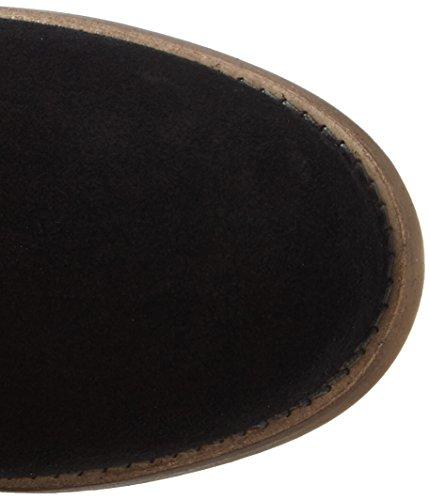 Tamaris 25633, Bottes à tige haute et doublure intérieure femme Noir - Noir