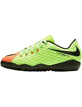 Nike - Zapatillas de fútbol sala de Material Sintético para niño verde Verde