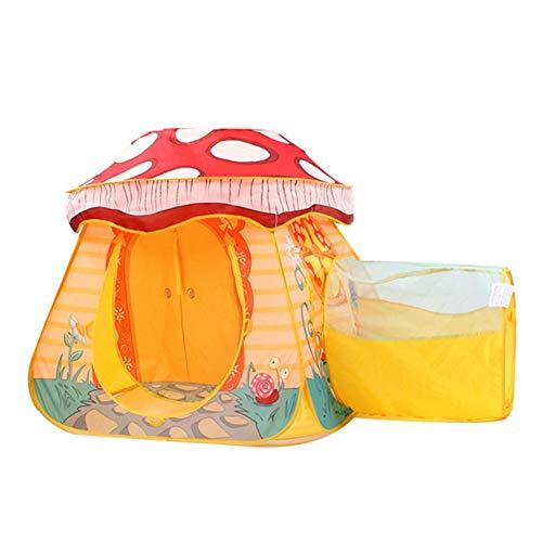 ¿Por qué comprar una carpa de bebé?Los espacios pequeños tienen una sensación de seguridad: desde un punto de vista psicológico, a los niños no les gustan los espacios grandes, los hacen sentir seguros en tiendas pequeñas, y los niños estarán tranqui...