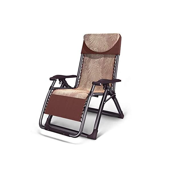 LYATW Patio Rocking Chair Zero Gravity Chair Outdoor Folding Recliner Foldable Lounge Chair Outdoor Pool Chair for Patio, Poolside and Camping LYATW Folding chair: 40mm thick supporting steel pipe, bearing capacity greater than 200kg.90 degrees to 170 degrees can be adjusted freely to meet your various needs. Made of high quality fabric: comfortable, breathable, cool and waterproof. Anti-rust, anti-corrosion, environmentally friendly paint, durable and environmentally friendly. Easy to use: It can be adjusted when lying down, get up for 1 second, and lie down for 1 second. Folded design for easy storage and space saving. 1