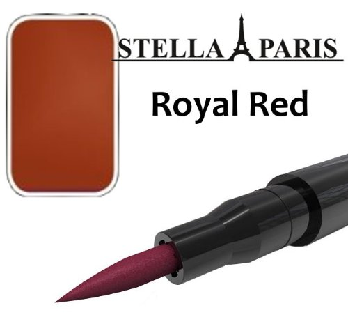 Stella Paris Permanent Lipliner No. 17 Royal Red