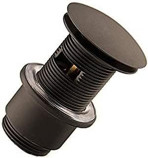 Pop Up Ventil Waschbecken : schwarz ablaufgarnitur f r den waschtisch abfluss ablauf ~ Watch28wear.com Haus und Dekorationen