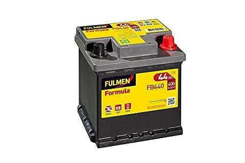 Batterie Voiture Diesel - Fulmen - Batterie voiture FB440 12V 44Ah