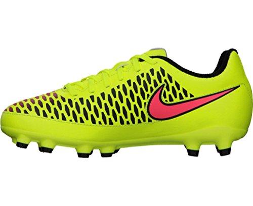 Nike MAGISTA ONDA FG JR Fußballschuhe Kinder Volt/mtlc gold coin-black