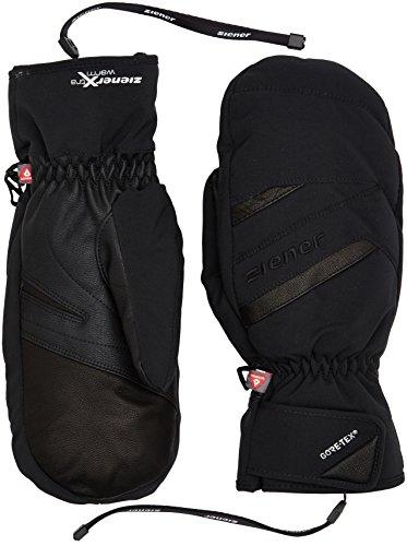 Ziener Herren Geysiris Gtx(R) PR Mitten Gloves Ski Alpine Alpinhandschuhe, Black, 9