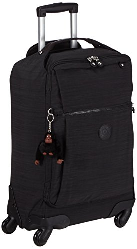 Kipling - DARCEY - 30 Litres - Trolley - Vibrant Red - (Rouge) Dazz Black