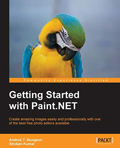 Getting Started with Paint.NET (English Edition)