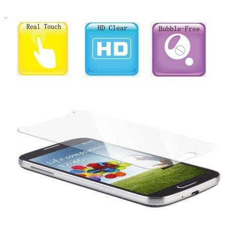 Preisvergleich Produktbild Outstanding Value 2Stk Blend & Anti-Fingerprint Mattschirm-Schutz für Samsung Galaxy S4 SIV GT-I9500