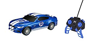 Toy State - 1:20 Scale Street Cars: Ford Mustang GT. (94168)