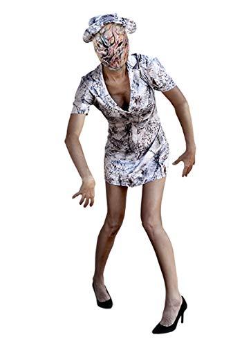 Trick or Treat Studios Silent Hill Women's Nurse Fancy Dress Costume ()
