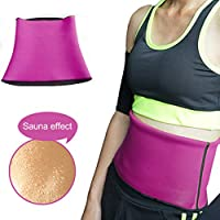 Fitnessgürtel, Bauch Schulung Schweiß Gürtel Flexibilität Taille Trimmer, Beschleunigung Schwitzen für Gewichtsverlust... preisvergleich bei billige-tabletten.eu
