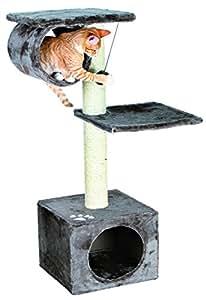 Trixie San Fernando Arbre à Chat Gris Platinium 106 cm