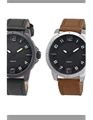Deux Wix montres à quartz