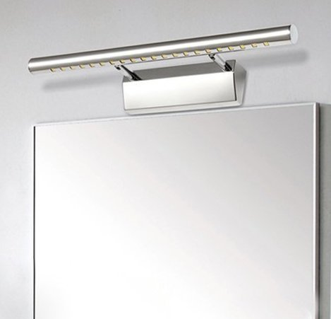 Unicoco 5050 SMD - Lámpara de pared para espejo de baño (luz...