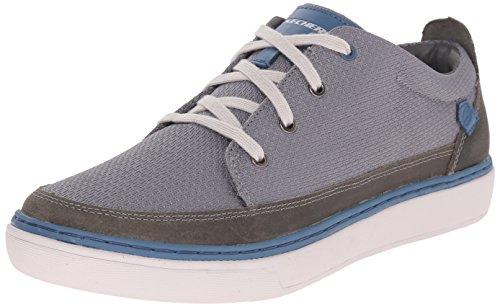 SKECHERS USA Palen Lace-up Sneaker Gray