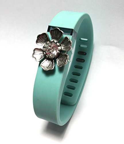Fashion replacement Wristband for Fitbit Flex with Clasp Wireless Activity-fitness Band Bling Accessory- Dress Outfit.