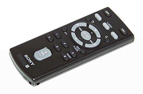 OEM Sony Fernbedienung ursprünglich versandt mit: MEXN4100BT, MEX-N4100BT