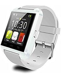 U9Wearables reloj inteligente, bluetooth4.0/llamadas manos libres/control de mensajes/control de la cámara/actividad/sueño