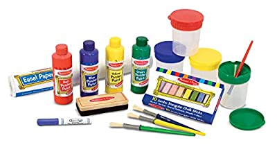 Easel Accessory Set - Multi-Coloured by Melissa & Doug