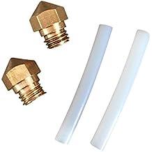 Nozzle for QIDI TECH I & QIDI TECH X-one 3D Printer: 2 pcs kit