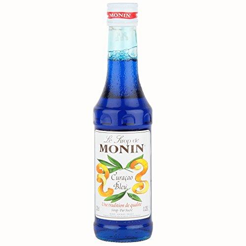 Monin Blue Curacao Syrup, 250ml