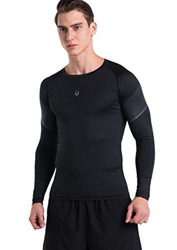 red-plume-uomo-libero-traspirante-manica-lunga-esercizio-asciugatura-rapida-esecuzione-fitness-top-s